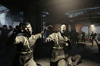 <p><span>Кадр из игры Call of Duty Black Ops: Zombies</span></p>