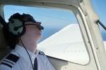 Оба пилота британского самолета уснули во время рейса