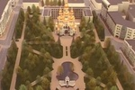 Вокруг строительства храма в центре Харькова разгорелся скандал
