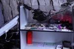 В Сети появилось видео, как в сгоревшем в Одессе МАФе торговали наркотиками
