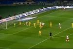 В первом тайме Украина и Польша голов не забили