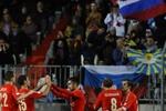Российские фаны устроили драку в Люксембурге