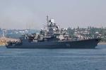 Украинский фрегат вышел на охоту за пиратами