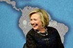 Хиллари Клинтон вручили престижную премию
