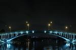 В Киеве открыли после ремонта Венецианский мост
