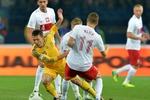 Украина вышла вперед в матче с Польшей!