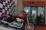 Папа Римский отдал на благотворительность новенький Harley Davidson