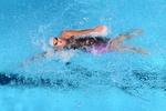 Пловчиха Дарья Зевина выиграла этап Кубка мира в Москве
