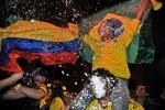 Веселье в Колумбии завершилось смертями