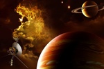 На Сатурне и Юпитере идут алмазные дожди