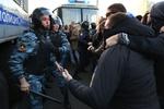 Полиция задержала в Бирюлево около 300 человек
