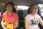 Донецкая таксистка во Львове замяукала, а львовская в Донецке – запела на русском