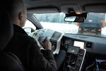 Когда за рулем можно будет писать смс и не смотреть на дорогу