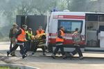 На выходных спасатели доставали из квартир больных и мертвых киевлян