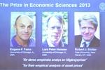 Нобелевскими лауреатами по экономике стали три профессора из США