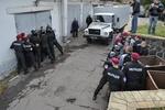 В Областном апелляционном суде Донецка подсудимый захватил заложника