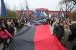 Участники Марша Борьбы: во власти сидят агенты Кремля, с которыми надо бороться