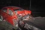 Страшная авария в Киеве: водитель погиб, пассажиры – в больнице