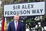 """Улица рядом с """"Олд Траффорд"""" названа в честь Алекса Фергюсона"""