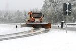 На Европу обрушился сильнейший снегопад