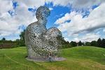 В Киеве проведут фестиваль огромных скульптур