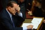 Берлускони боится, что его сгноят в тюрьме, как Тимошенко
