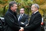 Янукович рассказал, чем Украине интересна Эстония