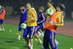 Во время матча Сан-Марино - Украина возможен дождь