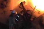 Подробности смертельного пожара на Луганщине: сонные люди прыгали из окон в одних ночнушках
