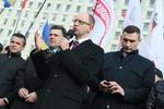 Выборы президента: чем губит себя Яценюк и почему так слаб рейтинг Тягнибока