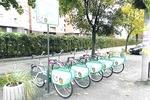 Киевляне меняют маршрутки на велосипеды