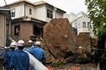 В Японии бушует мощнейший за 10 лет тайфун