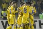 Букмекеры верят, что Украина пройдет раунд плей-офф