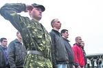 Как прошел первый день в армии у срочников последнего призыва