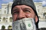Дефолт в США поднимет евро в Украине