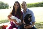 Новорожденного бритаского принца будут крестить в  позолоченой купели