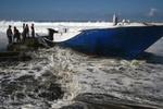 У берегов Флориды потерпело крушение судно с нелегальными мигрантами
