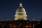 Сенат США одобрил временный бюджетный компромисс