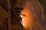 В Харькове на пожаре погиб 22-летний спасатель