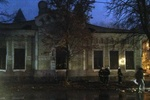 В центре Харькова горел особняк шведского консула