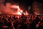Боснийские фаны устроили беспредел на матче в Литве