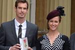 Принц Уильям наградил Энди Маррея орденом Британской империи