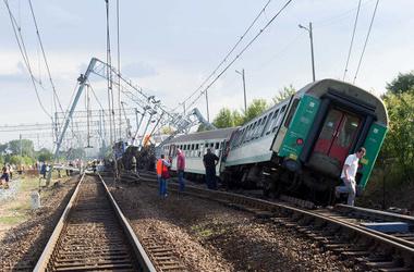 Статистика аварий грузовых поездов видео