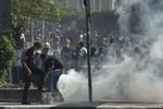 Полиция слезоточивым газом разогнала демонстрантов в Каире