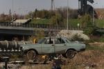 В Донецке достали из-под воды автомобиль с манекеном и отогрели замерзших рыбаков