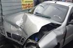 В Днепропетровске Daewoo врезался в Chevrolet, пострадал ребенок
