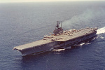 США продали бывший крупнейший авианосец за один цент
