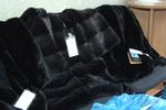 Дорогие шубы из харьковского магазина украли киевляне