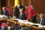 Рада пережила блокаду и отложила вопрос Тимошенко
