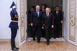 Путин и Лукашенко удовлетворены итогами заседания ЕвразЭС